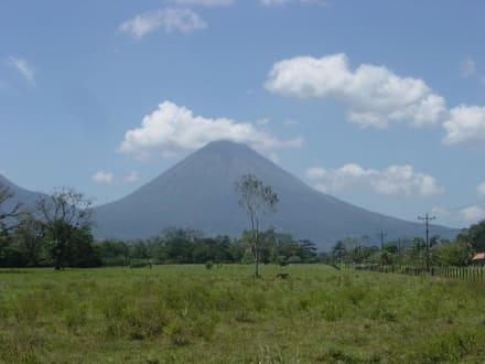 Vulkan Arenal - Vulkan Arenal