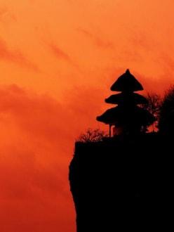 Pura Tanah Lot - Tempel Tanah Lot