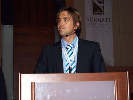 Axel Jockwer von HolidayCheck - HolidayCheck Award Gala