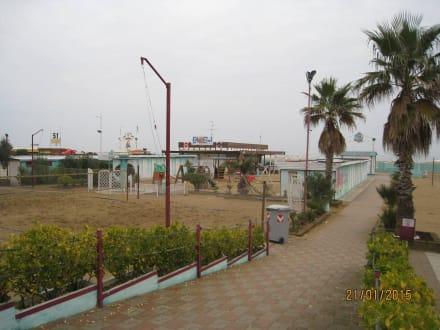 Strand/Küste/Hafen - Strand Rimini