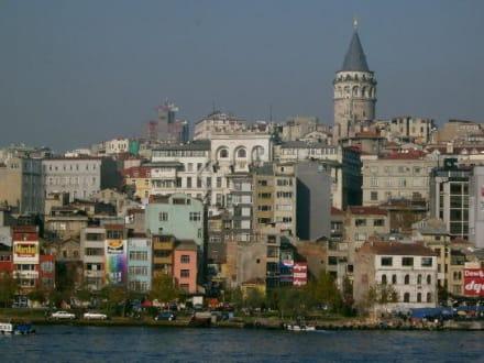 Istanbul - Galataturm