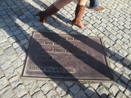 Bilder Holocaustmahnmal Schuhe Am Donauufer Denkmal Budapest