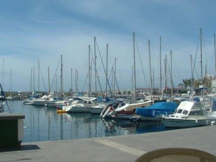 Yachthafen Puerto de Mogan - Hafen Puerto de Mogán