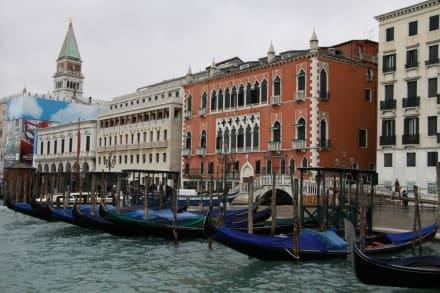 Außenansicht - Hotel Danieli