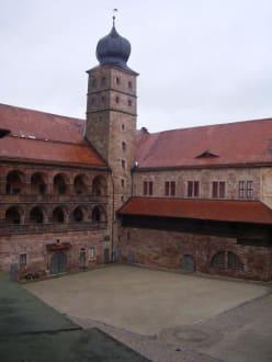 Burg/Palast/Schloss/Ruine - Plassenburg