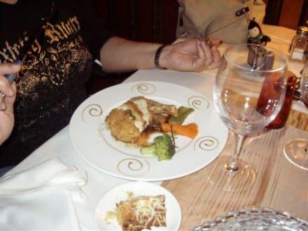 Perlhuhn - Hotel Restaurant La Chaumiere