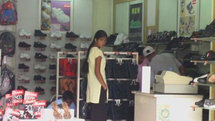 Schugeschäft mit freundlischer Bedienung - Einkaufen & Shopping
