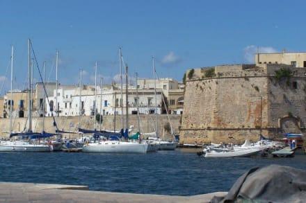 Gallipoli - Angevine-Aragonese Kastell