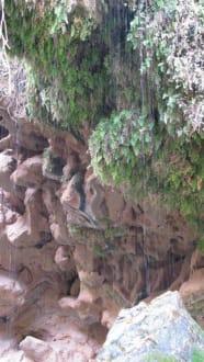 Kaskaden von Immouzzer-des-Ida-Outanane - Wasserfall
