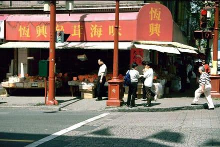 Vancouver, Chinatown - Chinatown