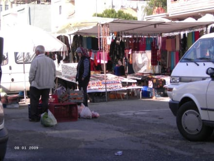 Donnerstagmarkt - Markt