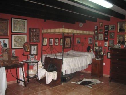 Lanzarotenisches Himmelbett - Museo Etnográfico Tanit