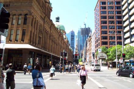 Außenaufnahme - Queen Victoria Building