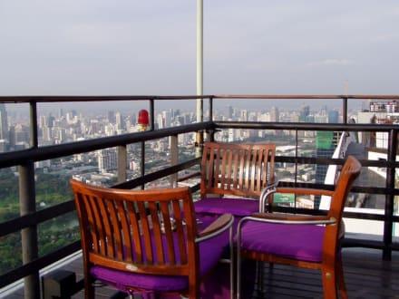 Vertigo Bar Hotel Banyan Tree - Vertigo Grill and Moon Bar