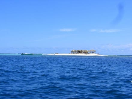Ausflug zur Paradies-Insel - Paradies Insel