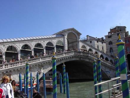 Rialto Brücke - Rialtobrücke
