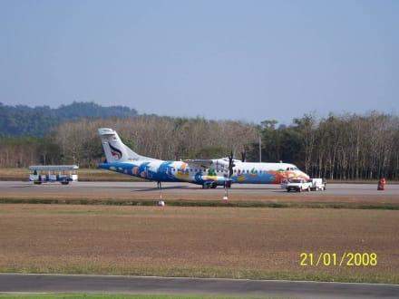 Turboprop ´Flughafen Trat - Flughafen Trat (TDX)