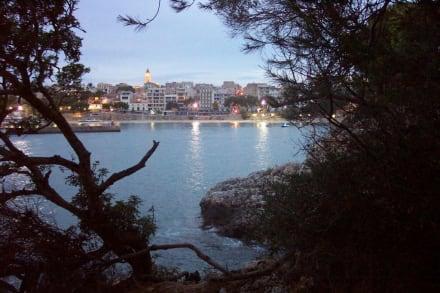 Porto Cristo - Strand Porto Cristo