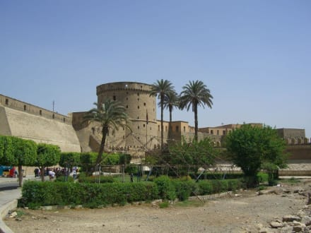 Blick auf die Zitadelle - Zitadelle
