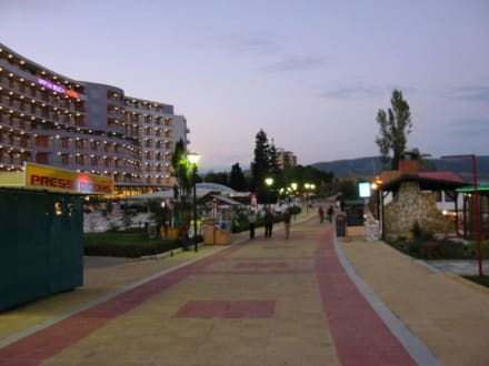 Sonnenstrand / Bulgarien - Strand Sonnenstrand
