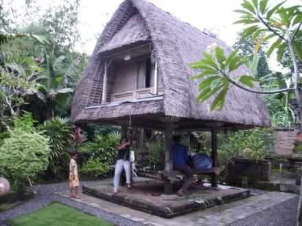 Reisspeicher - Balinesische Hofanlage