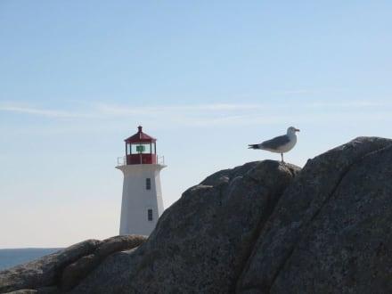 Leuchtturm - Leuchtturm Peggy's Point