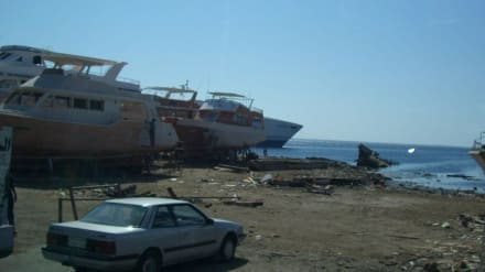 Bootswerft - Bootswerft Hurghada