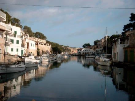 Hafen von Cala Figuera - Hafen Cala Figuera