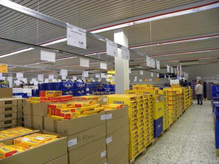 Werksverkauf Bahlsen Aachen