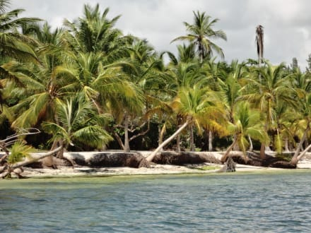 Rechts ein paar Meter am Strand - Playa Bávaro