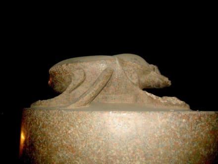 Karnak Tempel in Luxor - Amonstempel Karnak