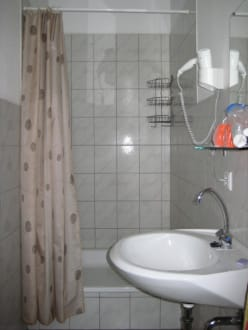 Bad mit Dusche - Apartments Kolo 77