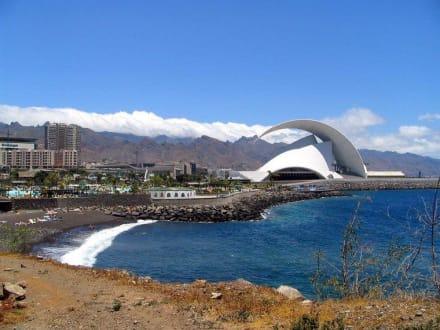 Santa Cruz de Tenerife - Auditorio de Tenerife