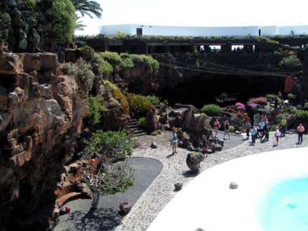 Lanzarote - Jameos del Agua - Jameos del Agua Cesar Manrique