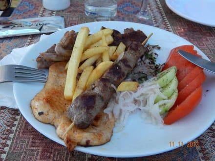 Grillteller - Restaurant Mehmet Oase