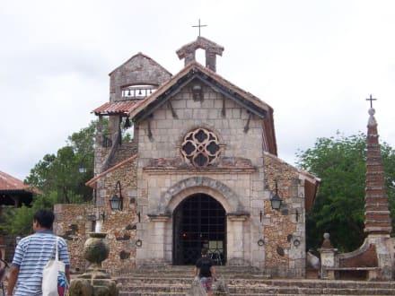 Kapelle - Altos de Chavón