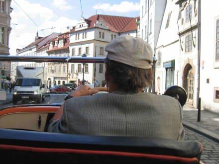Vintage Tour - Oldtimer Stadtrundfahrt