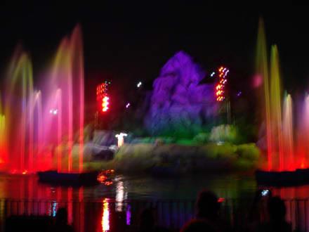 Die Abendshow   Fantasmic - Disney's Hollywood Studios ex Disney MGM Studios