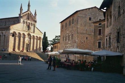 Massa Maritima Zentrum - Marktplatz