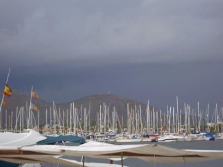 Blick auf Cap Formentor bei Gewitter - Cap Formentor