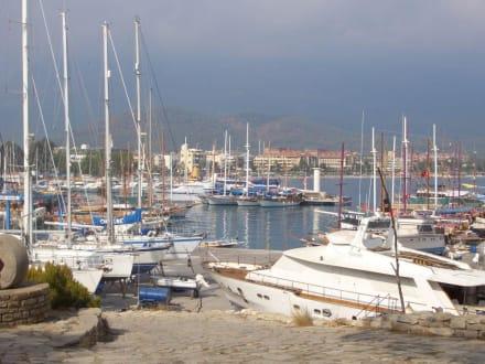 Yachthafen in Kemer - Yachthafen Kemer