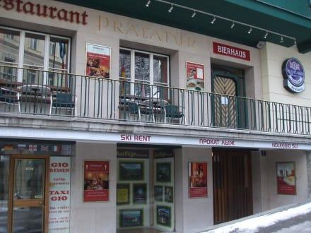 Restaurant - Prälatur Restaurant