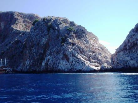 Blaue Reise in Alanya - Blaue Reise