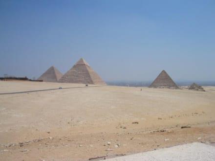 Tagesausflug-Kairo - Pyramiden von Gizeh