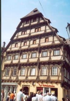 Alter Zoll - Altstadt Geislingen an der Steige