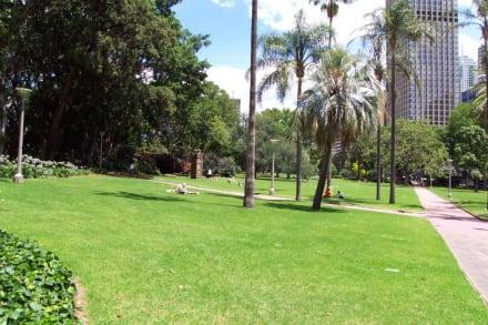 Relaxen im Hyde Park - Hyde Park
