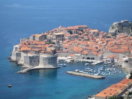 Dubrovnik - Hafen Dubrovnik