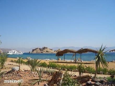 Gezira el Faraun – Pharaoneninsel - Pharaoneninsel / Gezira el Faraon