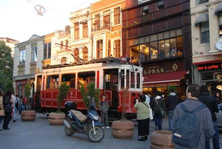 Restaurant Konak Kebab - Konak Kebap - Istiklal Cad.No.259