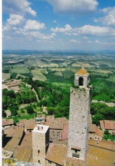 San Gimignano - Geschlechtertürme